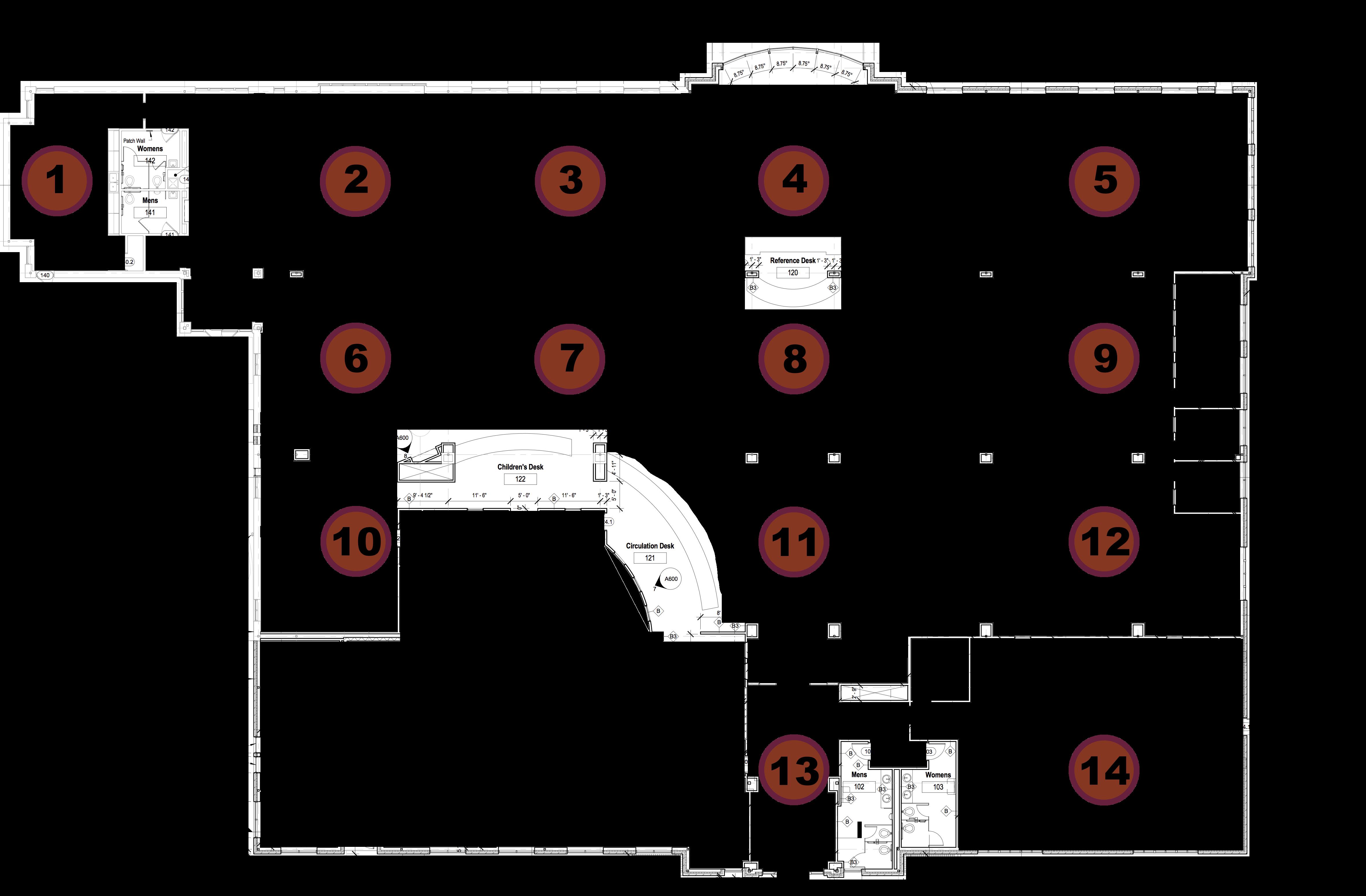 A101 - First Floor Plan