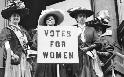 Wisconsin's Fight for Women's Suffrage: November 9th @ 6 pm