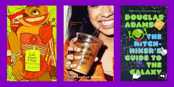 NYPL's Books We Love For Teens: Books to Fit Your Mood