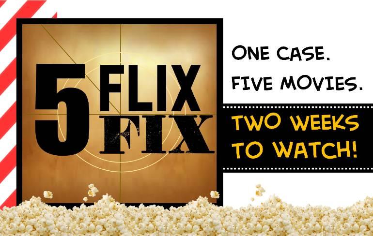 """""""5 Flix Fix"""" Movie Boxes!"""