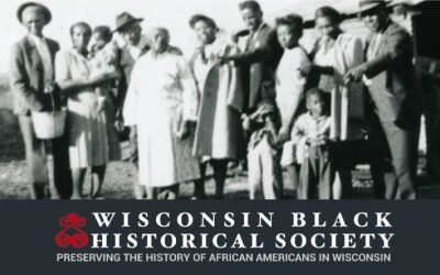 The History of African Americans in Wisconsin: Jan. 12th @ 6 pm