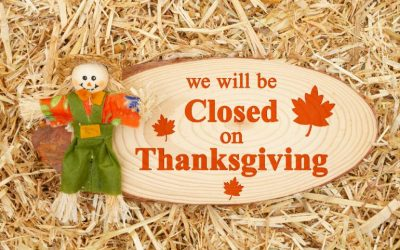 Library Closed for Thanksgiving Holiday, Nov. 26th