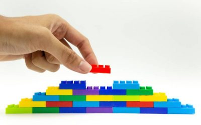 LEGO Club: Meets (Online) Every Other Monday @ 3:30 pm