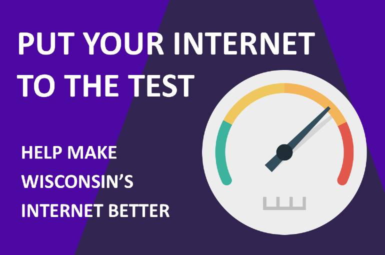 Help Make Wisconsin's Internet Better