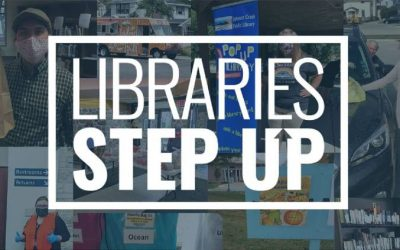 """Step Up"" For Your Library"