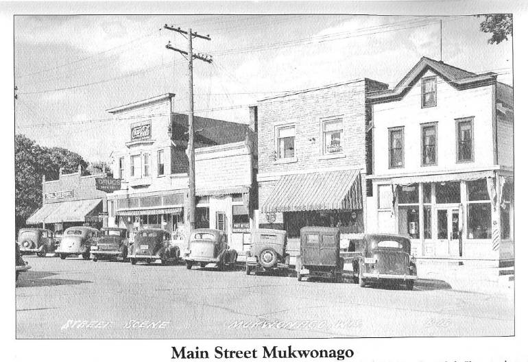 Mukwonago Historic Walking Tour: Sept. 25, 10 a.m. – 4 p.m.