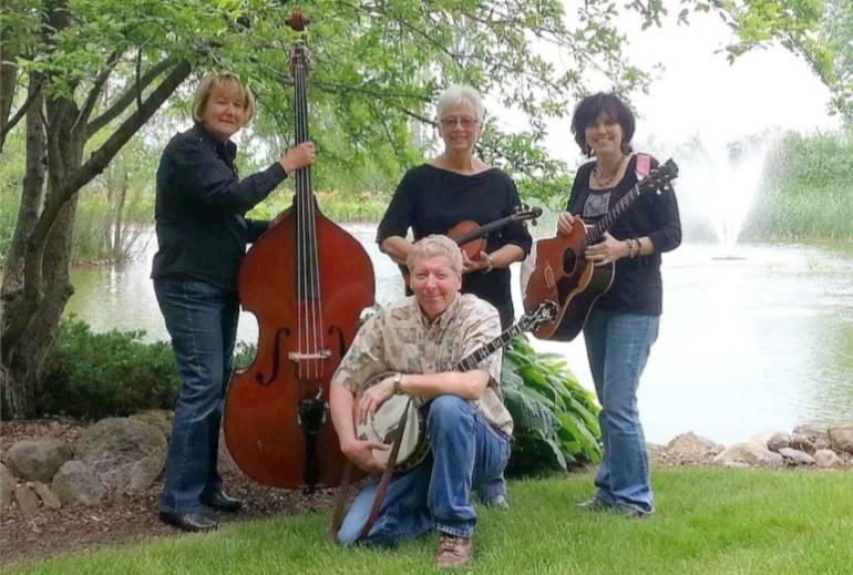 Pickin' In The Park w/ KR Bluegrass: Aug. 9th